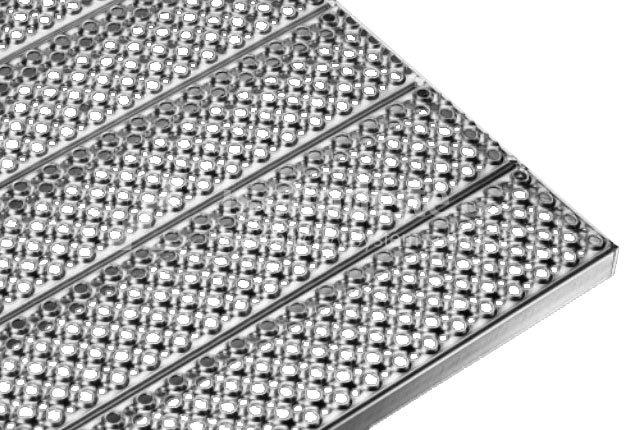 Podestový rošt MARBLE 1000x1000x32 mm