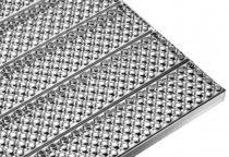 Podestový rošt MARBLE 800x800x32 mm