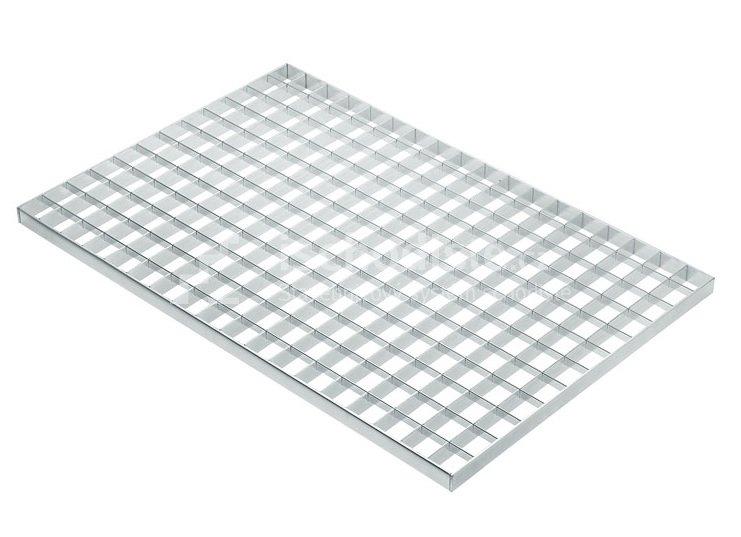 Podestový rošt POROROŠT 800 x 1000 x 30 mm - 30/30 mm