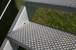 Schodiskový stupeň MARBLE 800 x 275 x 45 mm