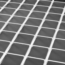 Podestový rošt POROROŠT 1000 x 1000 x 30 mm – 34/38 mm